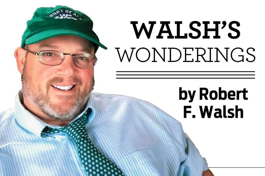 Robert F. Walsh Photo: Hearst Connecticut Media
