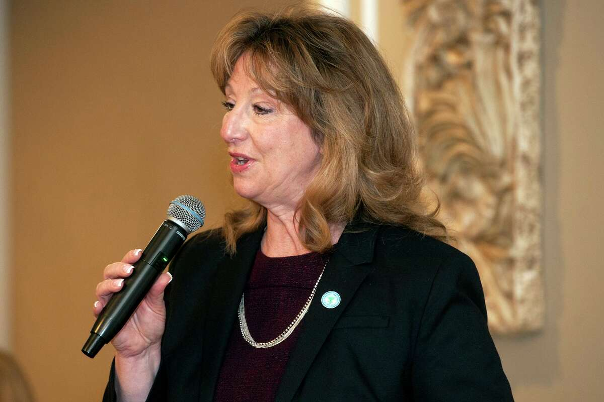 Stratford Mayor Laura Hoydick