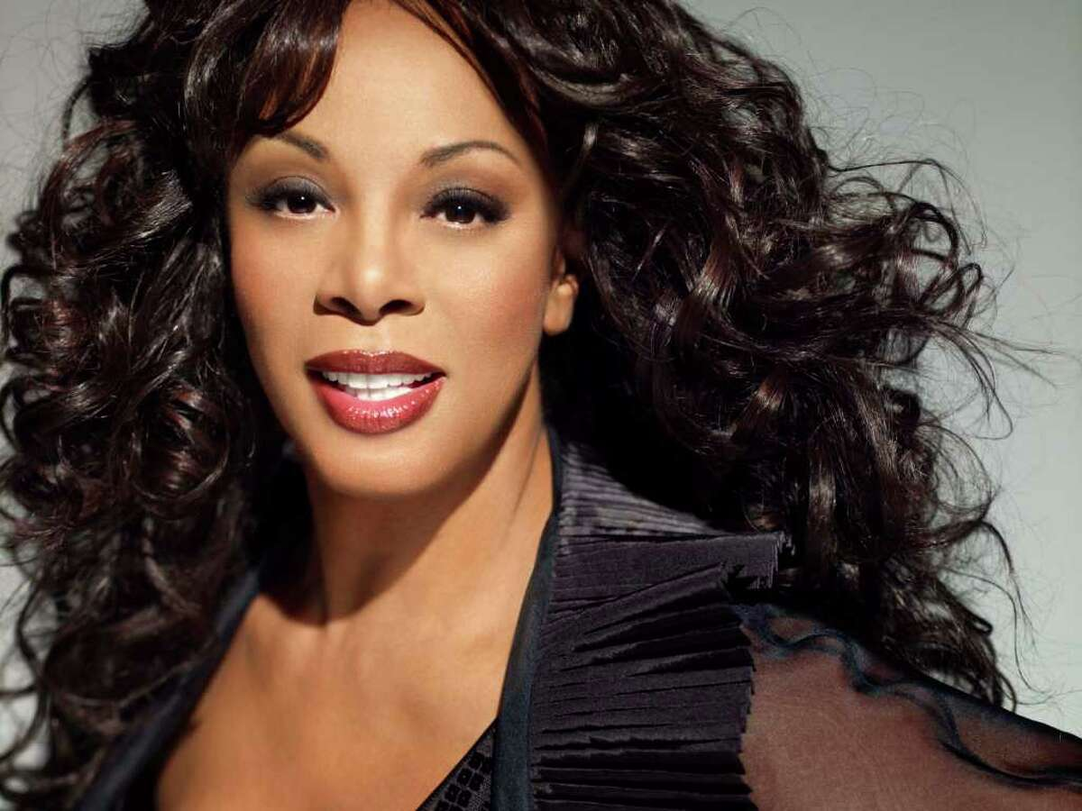 Donna Summer performs at Foxwoods Friday, Sept. 3.