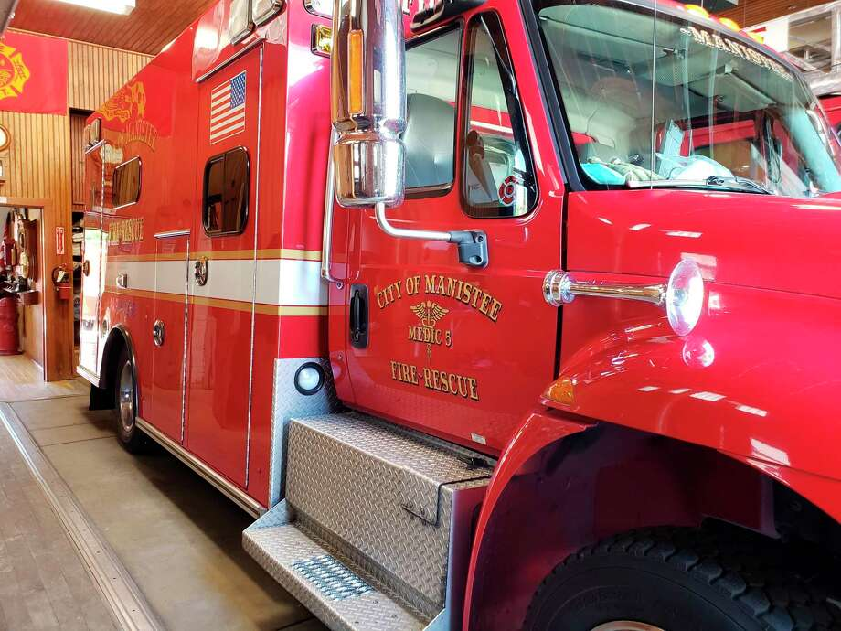 Five first responders are in isolation after coming into contact with a person who had tested positive for COVID-19, according to a news release sent by the City of Manistee on Monday afternoon. (Arielle Breen/News Advocate)