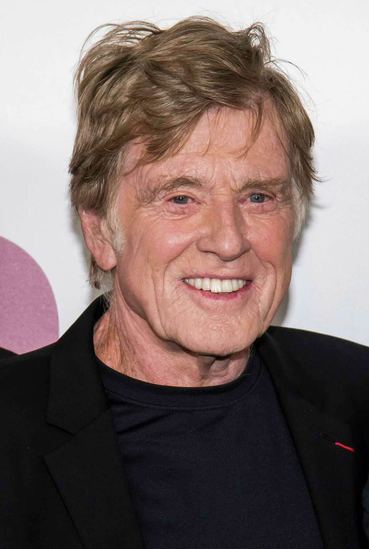 Robert Redford attends the premiere of
