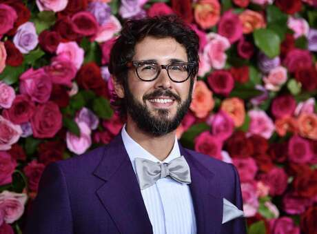 """Josh Groban has a new album """"Harmony"""" due in November and three themed live streaming concerts, starting with a set featuring Broadway tunes in October."""