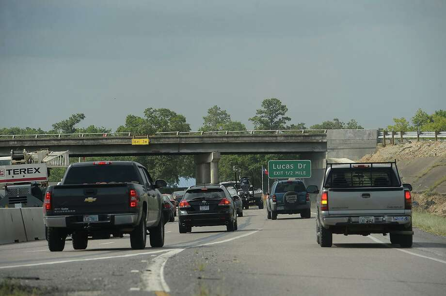 Eastex Freeway in Beaumont in July 2015. Kim Brent/The Enterprise Photo: Kim Brent / Kim Brent/Kim Brent/The Enterprise / Beaumont Enterprise
