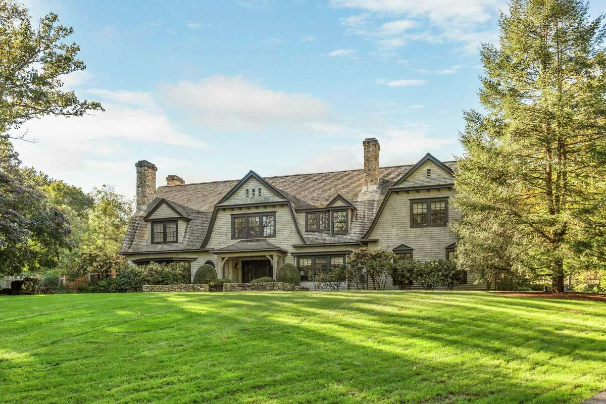 A mid-country Greenwich compound, 94 Rockwood Lane includes a five-bedroom 8,516-square-foot main house designed in 2000 by architect Mark Finlay. Listed for $5.895 million by Sotheby's International Realty, the property is never without power thanks to a Generac whole-house generator. The Generac generator at 69 Porchuck Road, Greenwich, faithfully kicked in when the region lost power during the recent tropical storm.