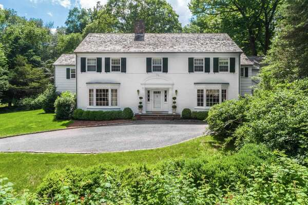 120 Zaccheus Mead Lane is listed by Sotheby's International Realty for $3.295 million.