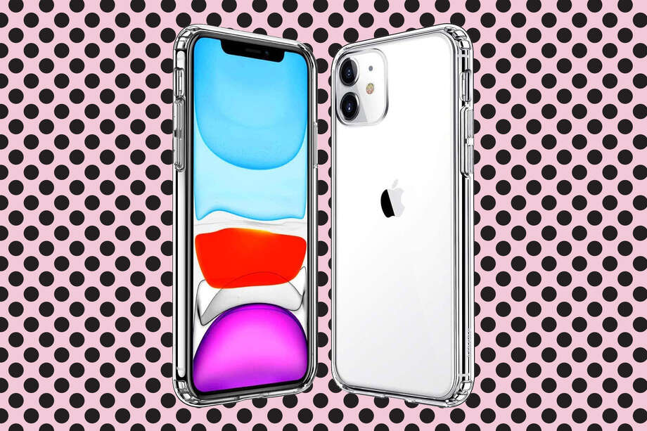 Mkeke iPhone 11 Case at Amazon for $6.99 Photo: Amazon/Hearst Newspapers