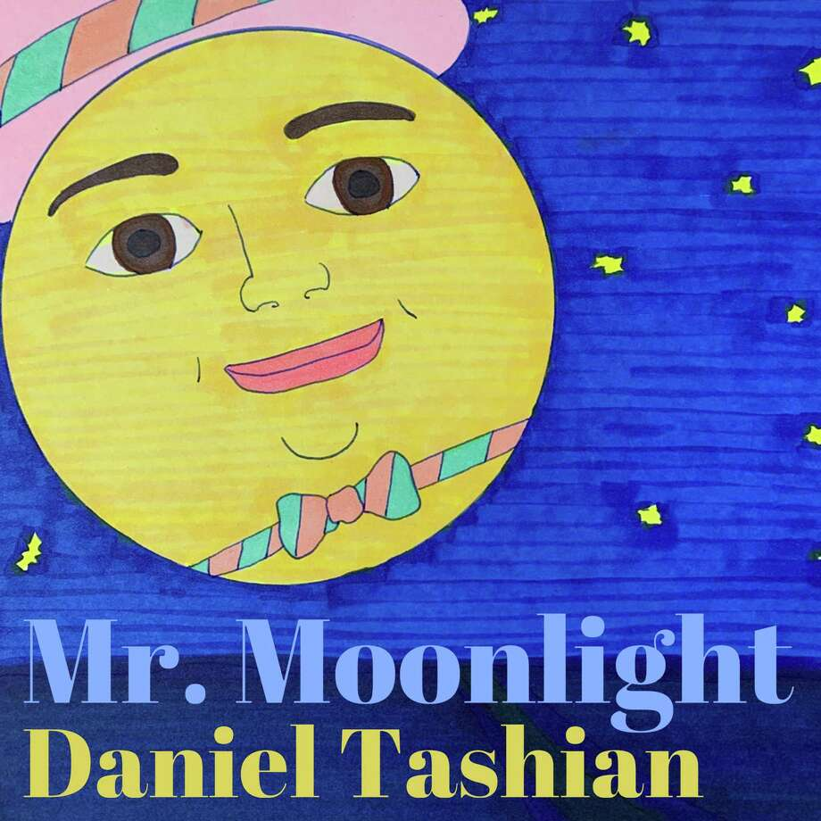 "Westport native Daniel Tashian released his second children's album ""Mr. Moonlight"" earlier this year. Photo: Daniel Tashian / Contributed Photo /"