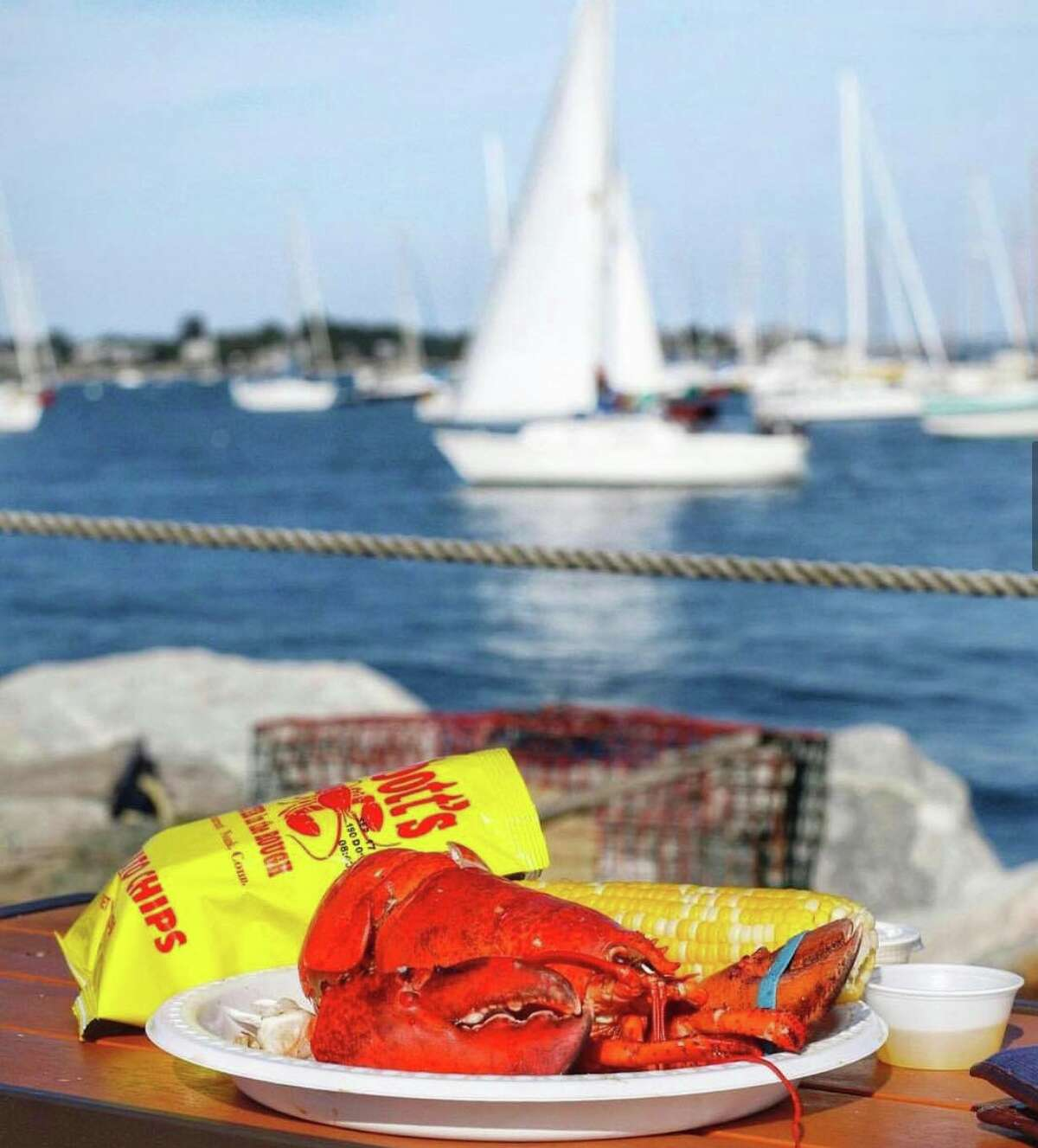 Abbott's Lobster in the Rough (Seafood) - 117 Pearl St, Noank  Captain Scott's Lobster Dock (Seafood) - 80 Hamilton St, New London Deli International (Hispanic) - 57 Blackhill St, New London Engine Room (New American) - 14 Holmes St, Mystic Grass & Bone (Butcher Shop) - 24 E Main St, Mystic Hamilton Street Market (Sandwiches) - 639 Broad St, New London New London Coffee Shop (Coffee) - 453 Montauk Ave, New London On the Waterfront (Seafood) - 250 Pequot Ave, New London Oyster Club (Seafood) - 13 Water St, Mystic