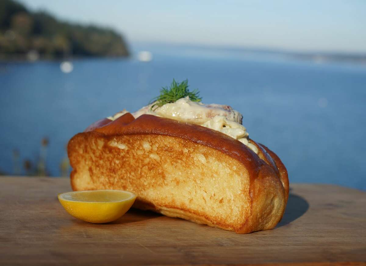 Take the beloved crab roll, for example. The recipe is quite simple: a whole lot of hand-cracked Dungeness crab. No slaw, no fluff, nothing but darn good crab meat, and mountains of it. On the weekends, Local Tide doles out 30 of these hearty bad boys. Within 30 minutes, they're usually sold out.