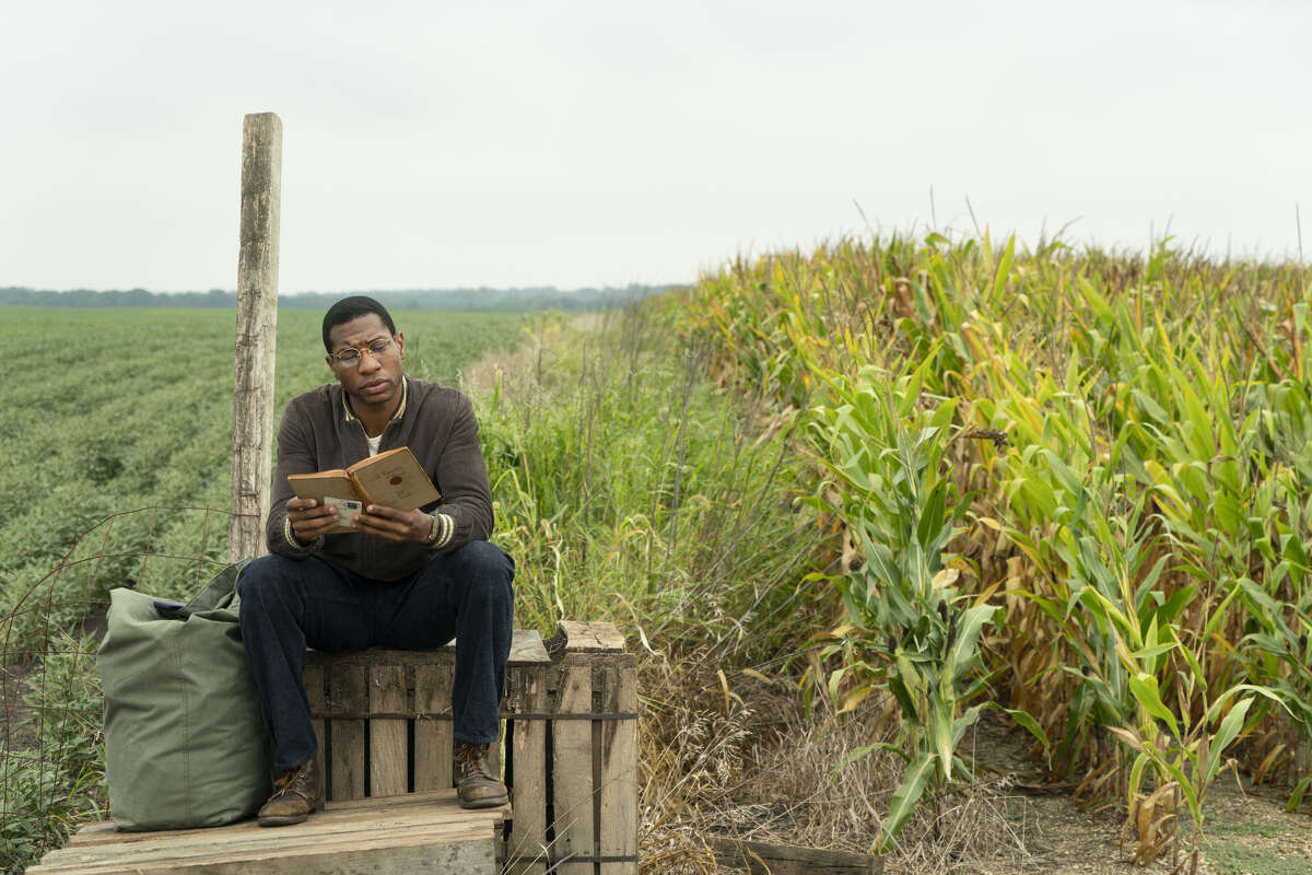 Tic (Jonathan Majors) in a still from HBO's