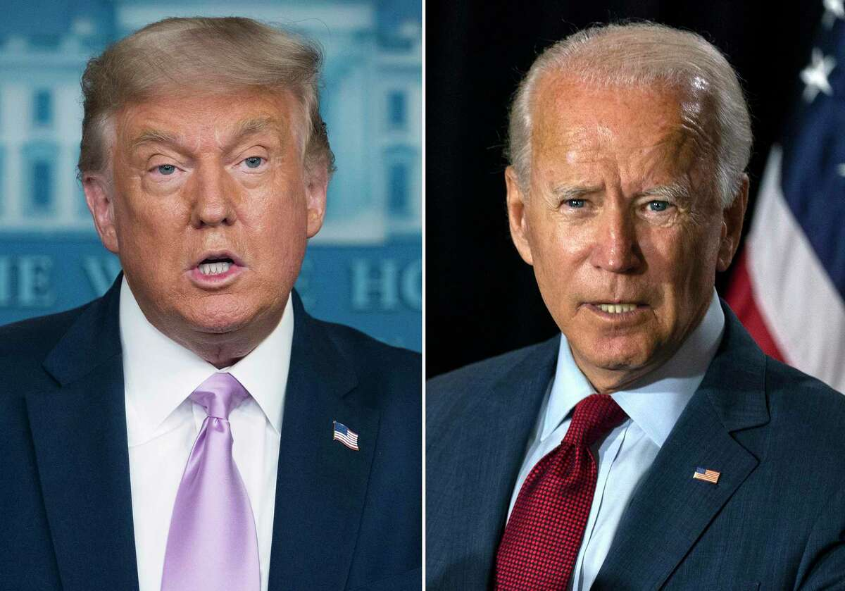 A reader says if President Donald Trump loses the election to Democratic nominee Joe Biden, then he will leave the White House. Any question about this is hyperbolic.