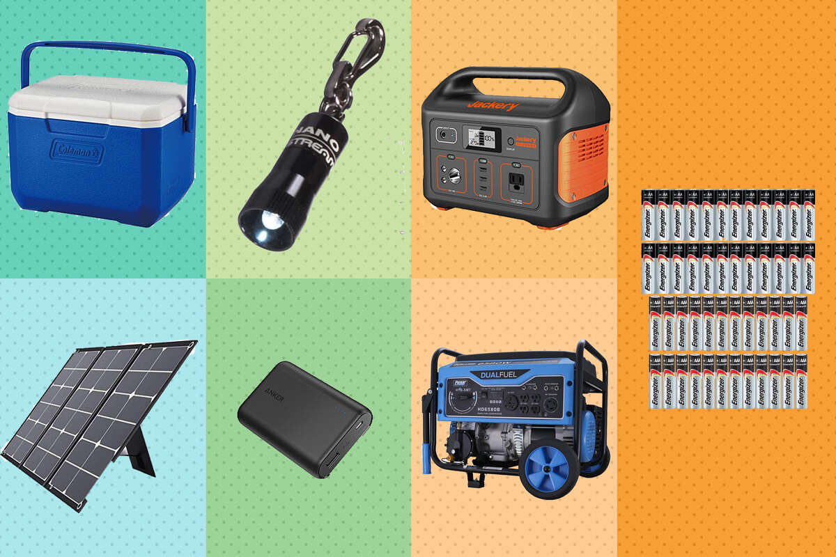 Charging essentials, coolers and even inexpensive flashlights are all part of preparing for a potential blackout.