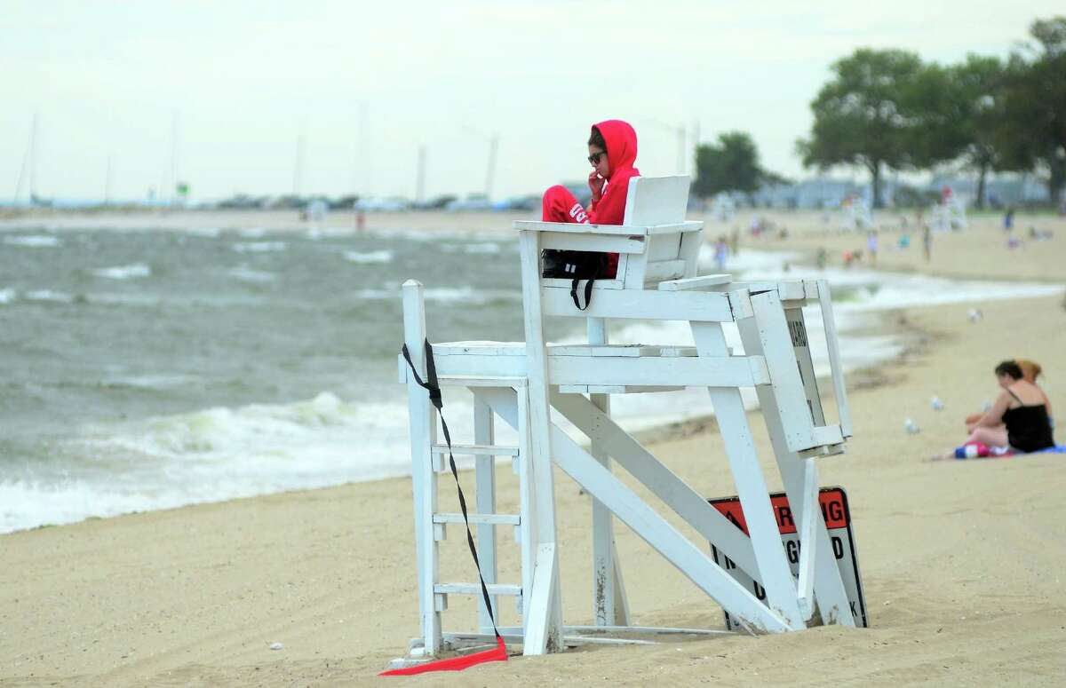 In Bridgeport, no dogs are permitted to be on the beach at any time, according to the city's park use regulations, and any violations will result in a $99 fine.