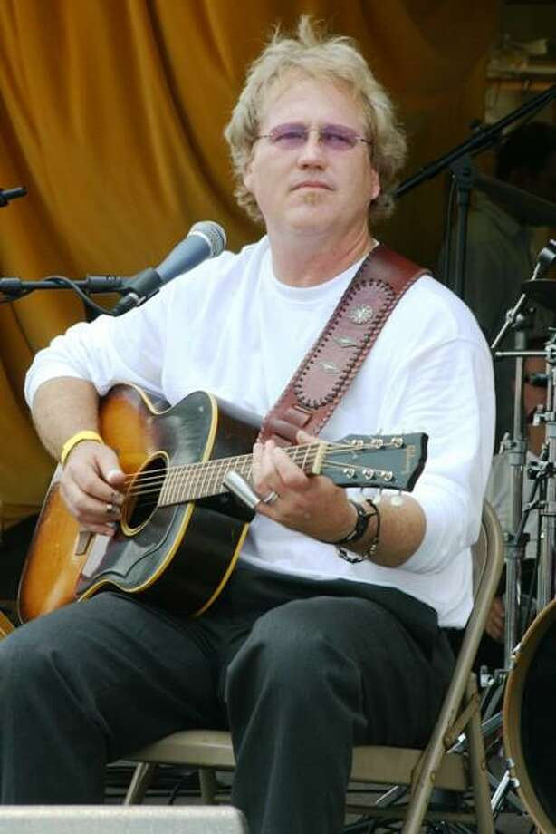 Dan Stevens' weekly Pickin' Party continues Aug. 25 in the yard next door to Nightingale's Acoustic Cafe in Old Lyme. Photo: Dom Forcella / Contributed Photo /
