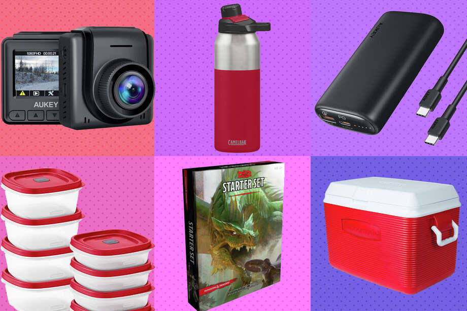 For more deals and coupons, visit the SFGate Coupon page! Photo: Rubbermaid, Aukey, Camelbak, Wizards Of The Coast