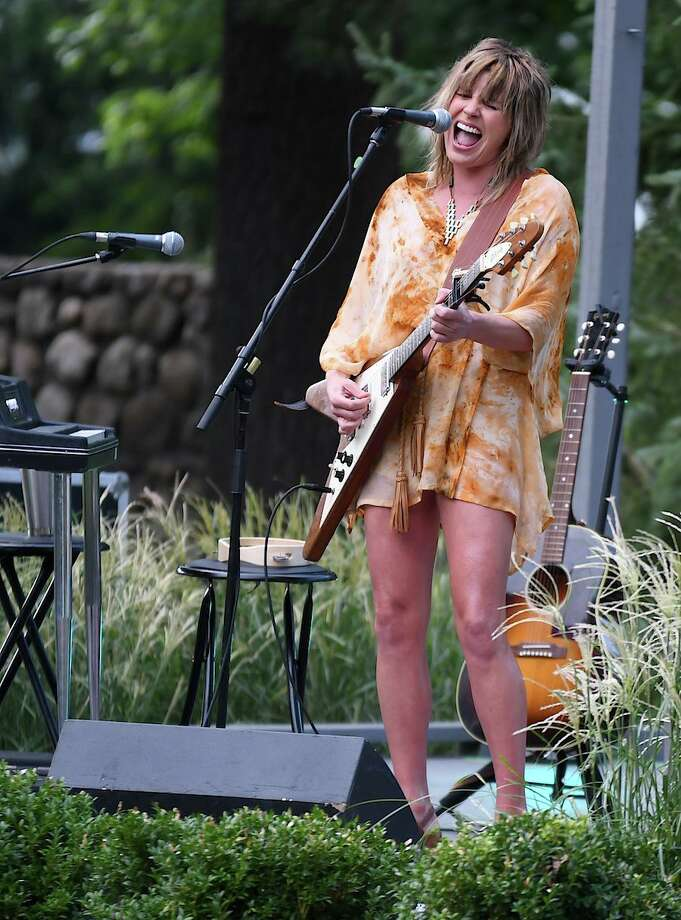 Grace Potter played two shows in Ballard Park on Saturday. Photo: J.C. Martin / Contributed Photo