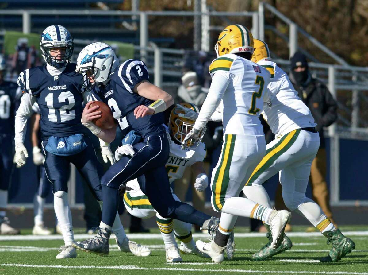 Wilton High School's football boosters support a limited, fall season.
