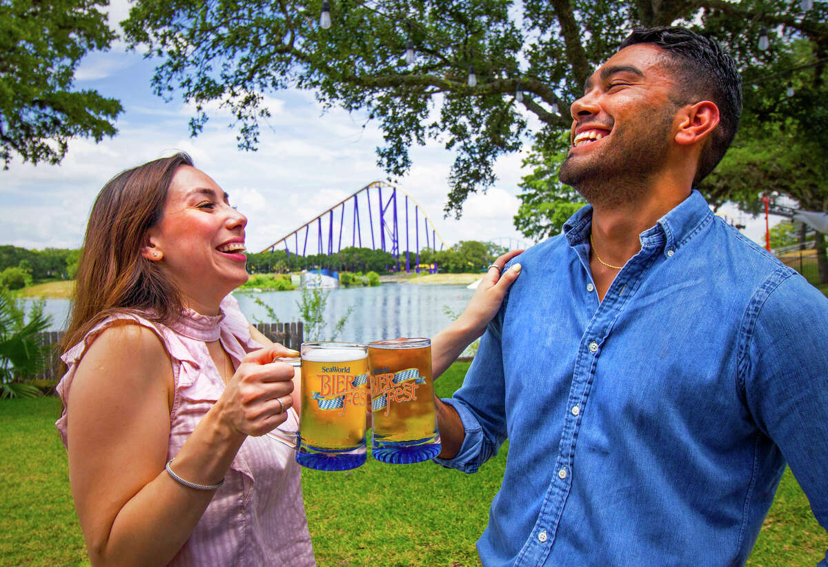 Every Friday, Saturday and Sunday in September, Bier Fest, a popular annual event at SeaWorld San Antonio, is set to return with safety measures and limited capacity, according to a Wednesday news release from the park.