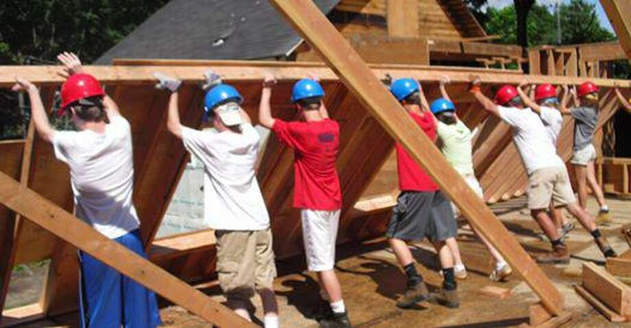 Housatonic Habitat for Humanity is reaching out to veterans to build affordable Habitat homes. Photo: Habitat For Humanity / Contributed Photo /