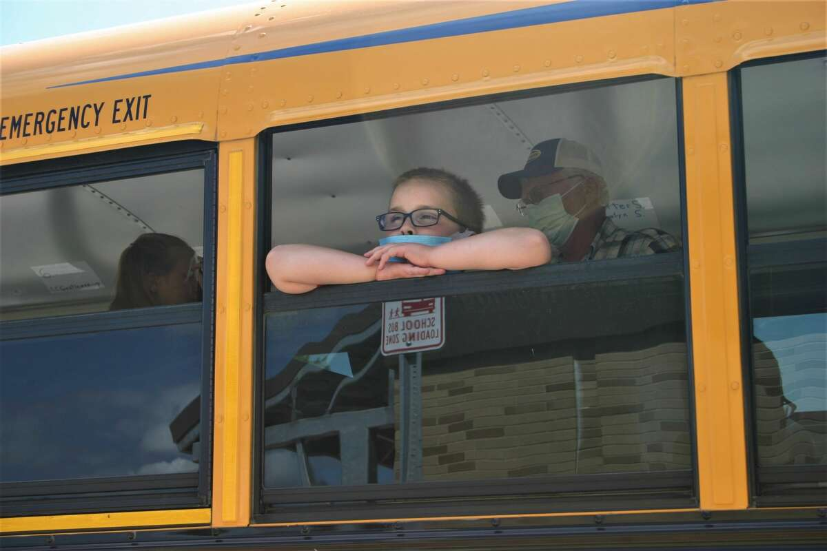 Beginning Monday, elementary-aged students will have to wear face masks in the classroom. Previously, they were only required to wear masks while not in their designated classrooms.