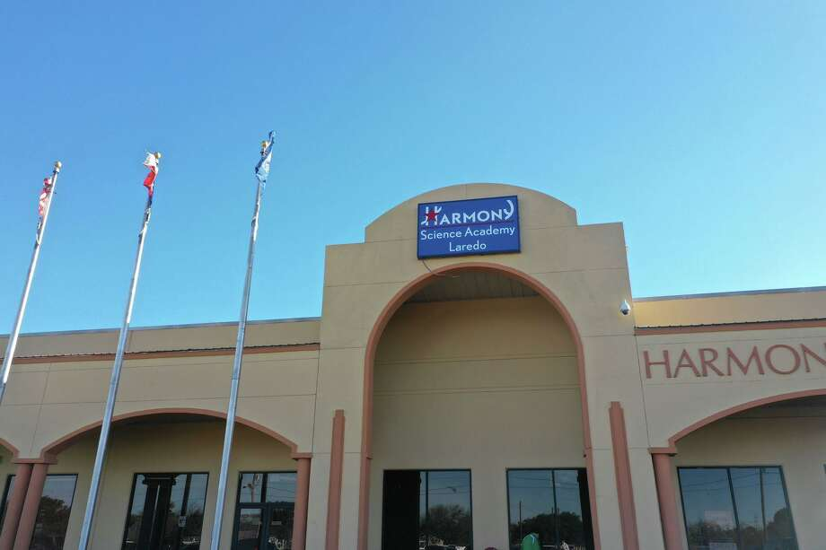 All three Harmony campuses in Laredo began virtual instruction Monday with 1,855 students enrolled and participating. Photo: Courtesy Of Harmony Public Schools