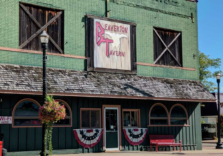 The Beaverton Tavern recently was sold to Beaverton City for $24,000 in back taxes. The city and downtown development authority hope to have it remain a restaurant. It is one of two bars in the city and reportedly one of the oldest establishments in the municipality. (Photo by Tereasa Nims/For the Daily News)