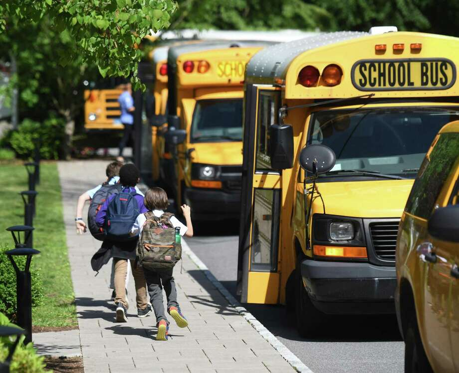 The Greenwich Board of Education will meet Thursday evening as the school district continues to work on its plan for reopening classrooms for the 2020-21 scholastic year. Photo: File / Tyler Sizemore / Hearst Connecticut Media / Greenwich Time