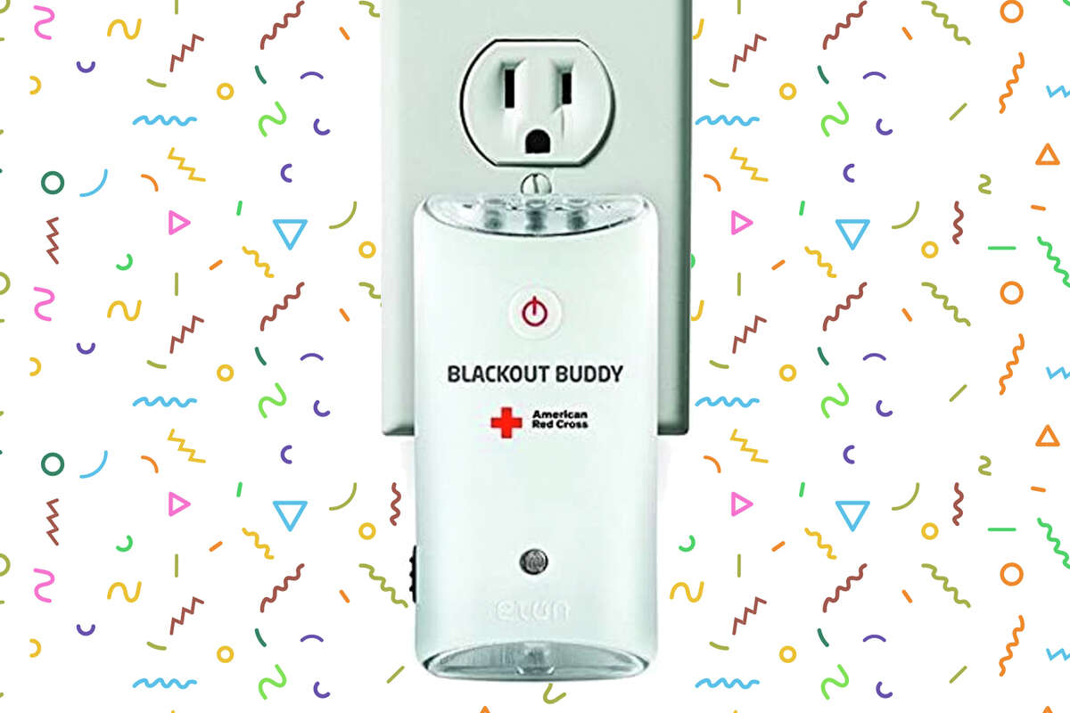 American Red Cross Blackout Buddy Emergency LED Flashlight, pack of 2 at Amazon for $17.00