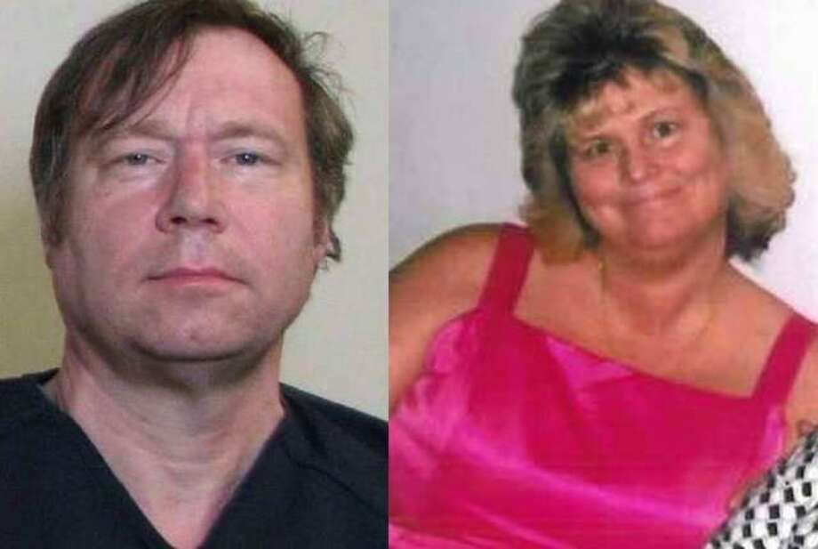 Sentencing is set for Roger Carroll, left, for the 2010 murder of Bonnie Woodward.