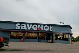 Save A Lot this week rolled out a Round Up at the Register program at nearly 580 stores nationwide in partnership with Feeding America. (Arielle Breen/News Advocate)
