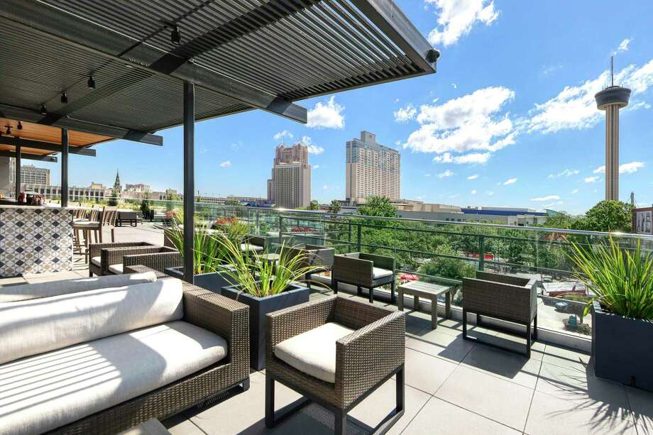 The Silo group of restaurants has opened Fairmount Rooftop Oyster Bar on top of The Fairmount Hotel. Photo: Fairmount Rooftop Oyster Bar