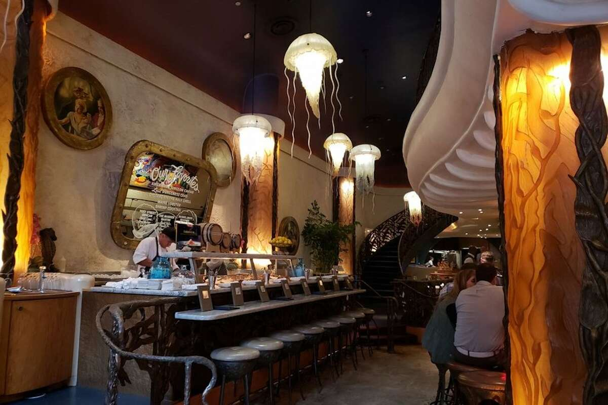 Farallon Restaurant in San Francisco.