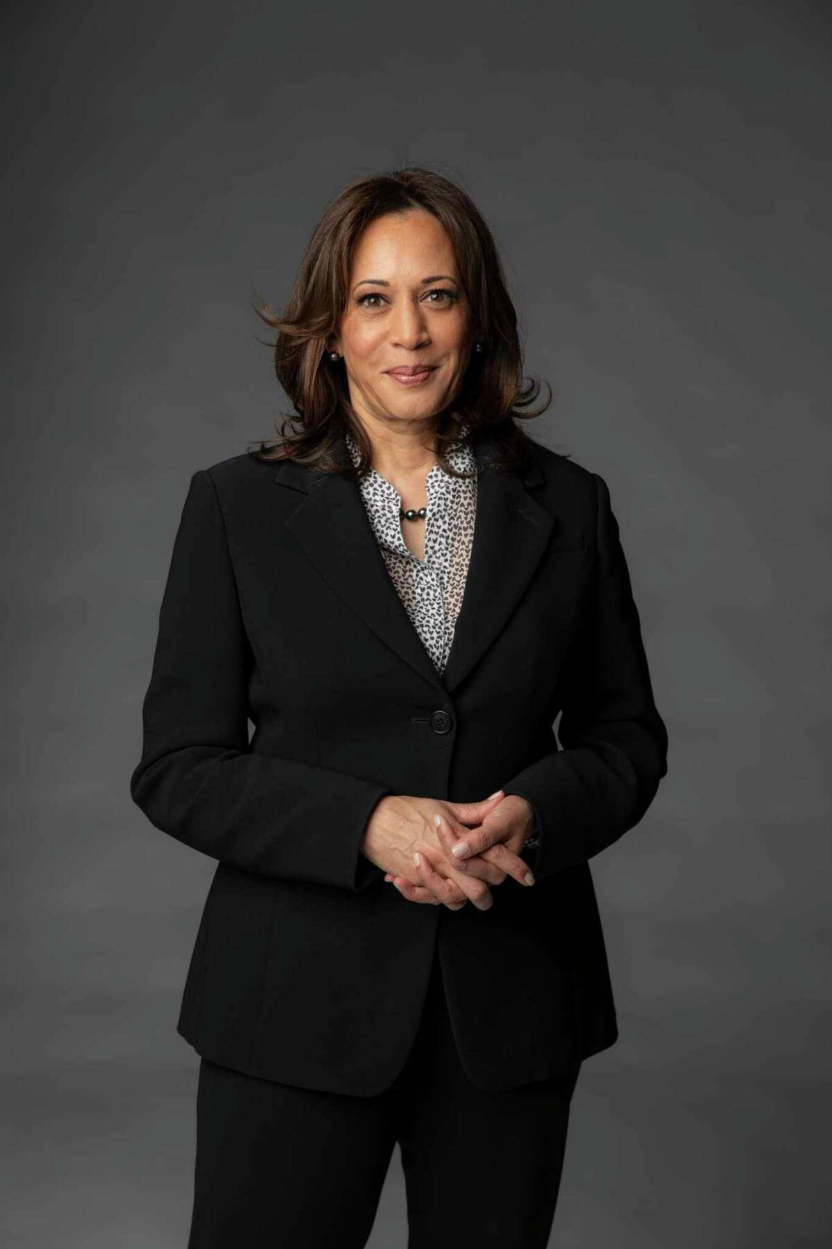 FILE -- Sen. Kamala Harris (D-Calif.) in New York, April 5, 2019. Former Vice President Joe Biden announced Harris as his running mate on Aug. 11, 2020. (Tony Cenicola/The New York Times)