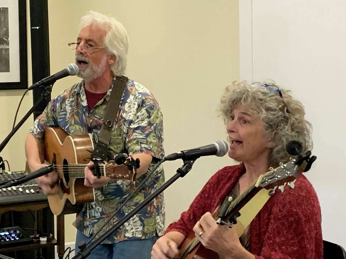Small Potatoes featuring Rich Prezioso and Jacquie Manning entertain crowds with an eclectic combination of folk, country, blues and swing music. (Submitted photo)