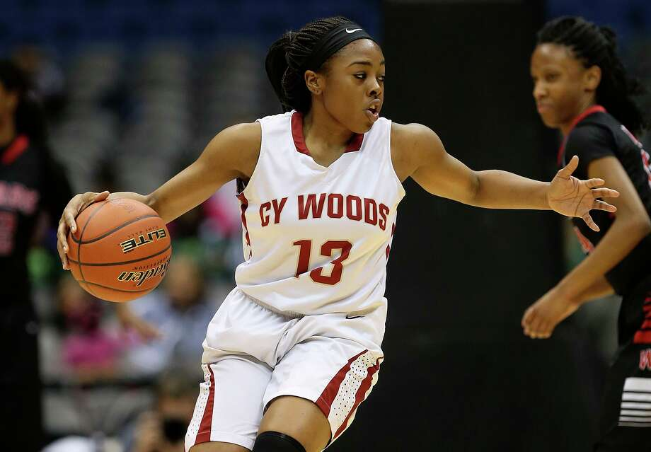 The National Collegiate Athletic Association announced Tuesday, Aug. 11, that Rice University alumni and Cy Woods graduate Erica Ogwumike advanced from a pool of nominees for a chance to win the 2020 NCAA Women of the Year Award. Photo: JERRY LARA, Staff / San Antonio Express-News / © 2015 San Antonio Express-News
