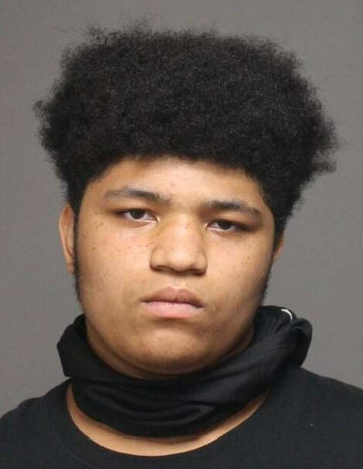 A Derby man and a juvenile were arrested and charged after they were allegedly seen trying to break into vehicles at Mosswood Condominiums, according to police. Photo: / Fairfield Police Department