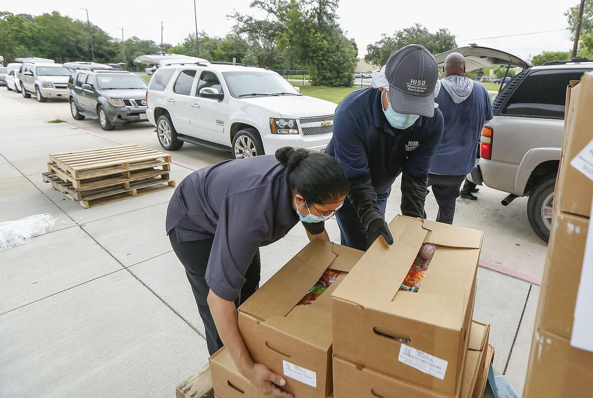 Houston Independent School District is reopening its curbside meals program at 86 schools located throughout the city starting today, Sept. 8. Sites can be found at HoustonISD.org/StudentMeals.