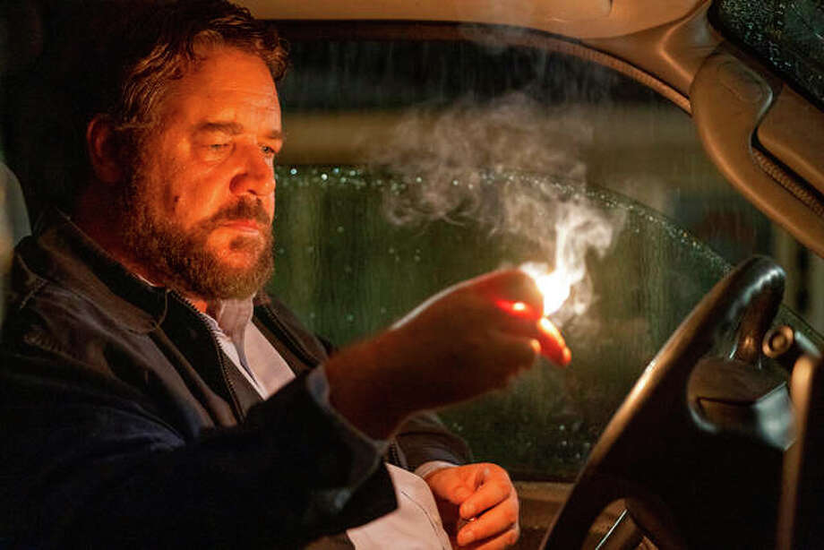 """Russell Crowe in a scene from """"Unhinged."""" Photo: Solstice Studios And Ingenious Media 