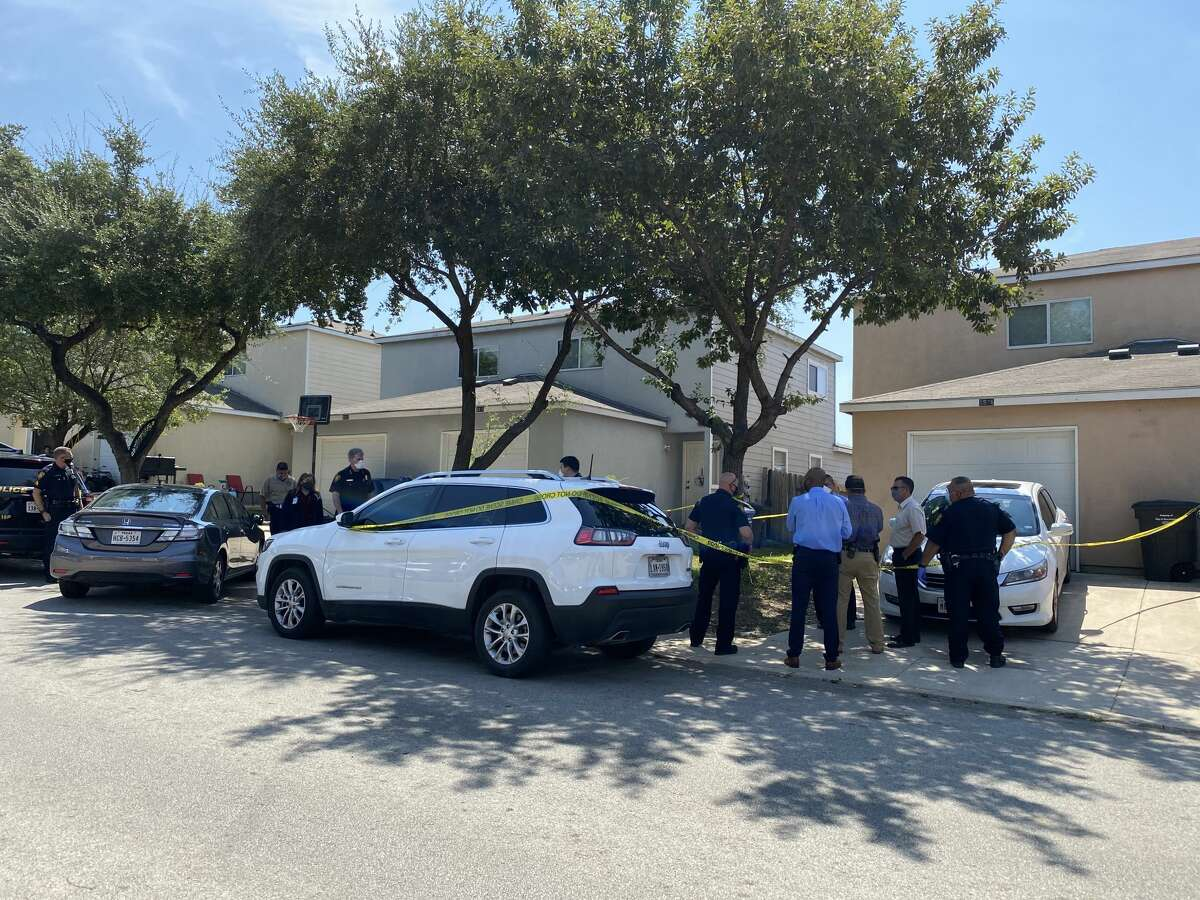 The San Antonio Police Department is investigating a suspicious death at a residence on the city's Northwest Side.