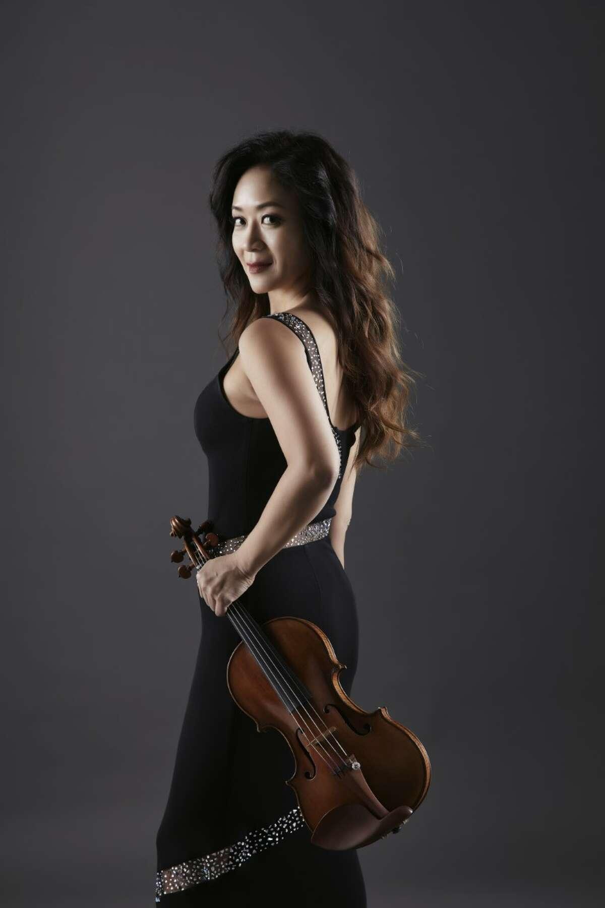 Violinist Chee-Yun.