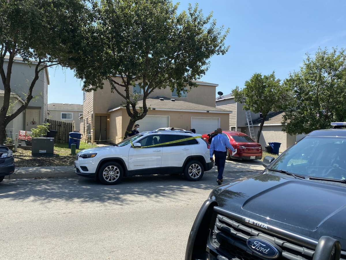 The San Antonio Police Department is investigating a suspicious death on the Northwest Side.