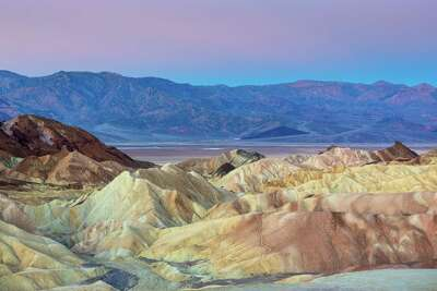 Death Valley National Park : Death Valley is America's hottest and driest national park, so autumn is the sweet spot for enjoying cooler temperatures under the sun without freezing at night. Camping season begins in October if you're looking to immerse yourself in the park for days at a time without fielding spring and summer's massive crowds. Plus, it gives you a front-row seat to Death Valley's incredible stargazing opportunities.