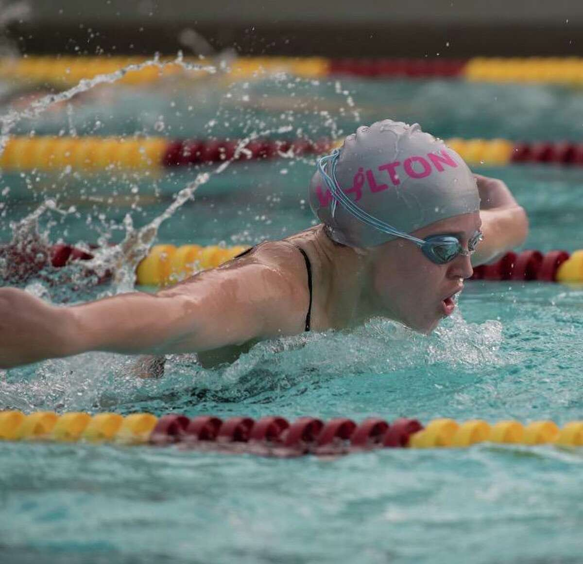 The Wilton Family YMCA's swim team, the Wahoos, will hold team evaluations Aug. 26-27, at the pool on Danbury Road.