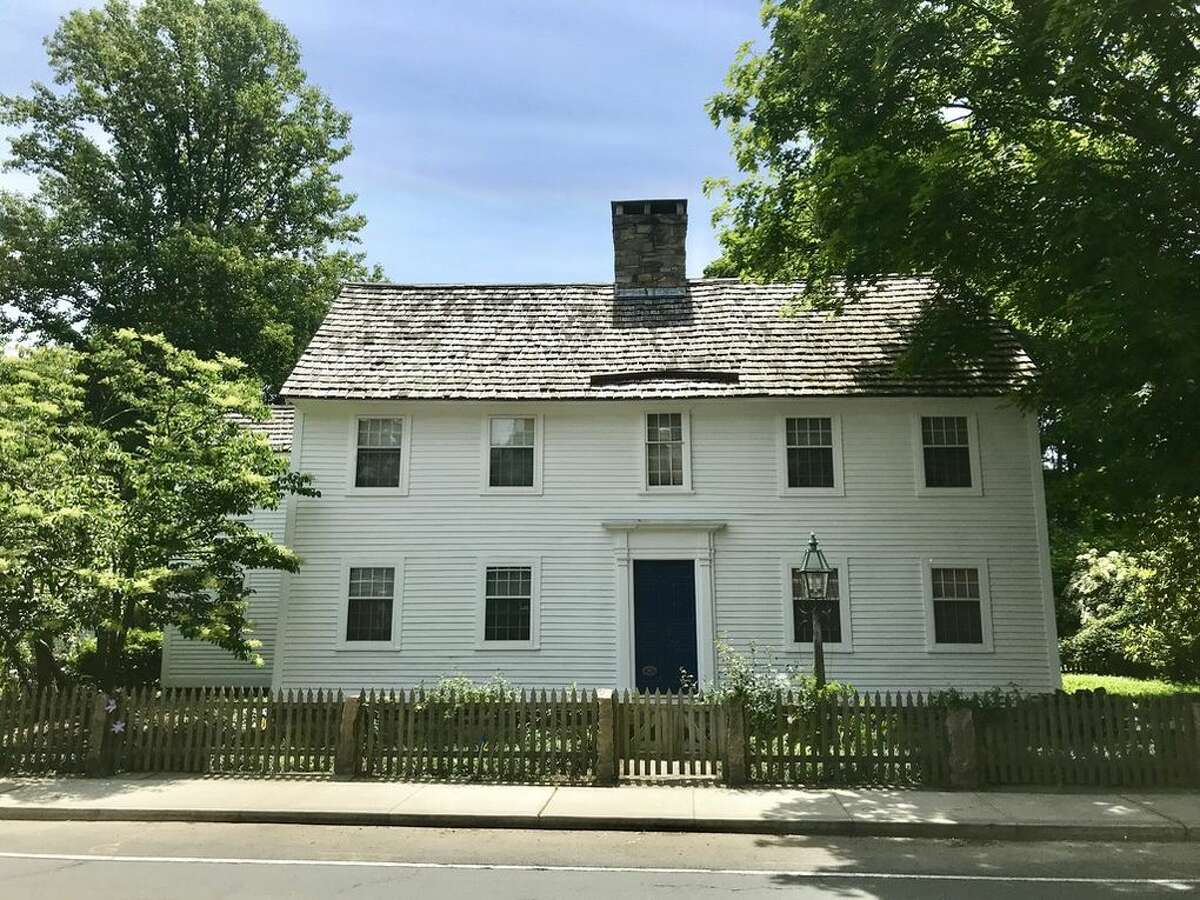 A beautifully-restored antique home close to Guilford's sprawling Town Green is on the market for about $1.2 million.