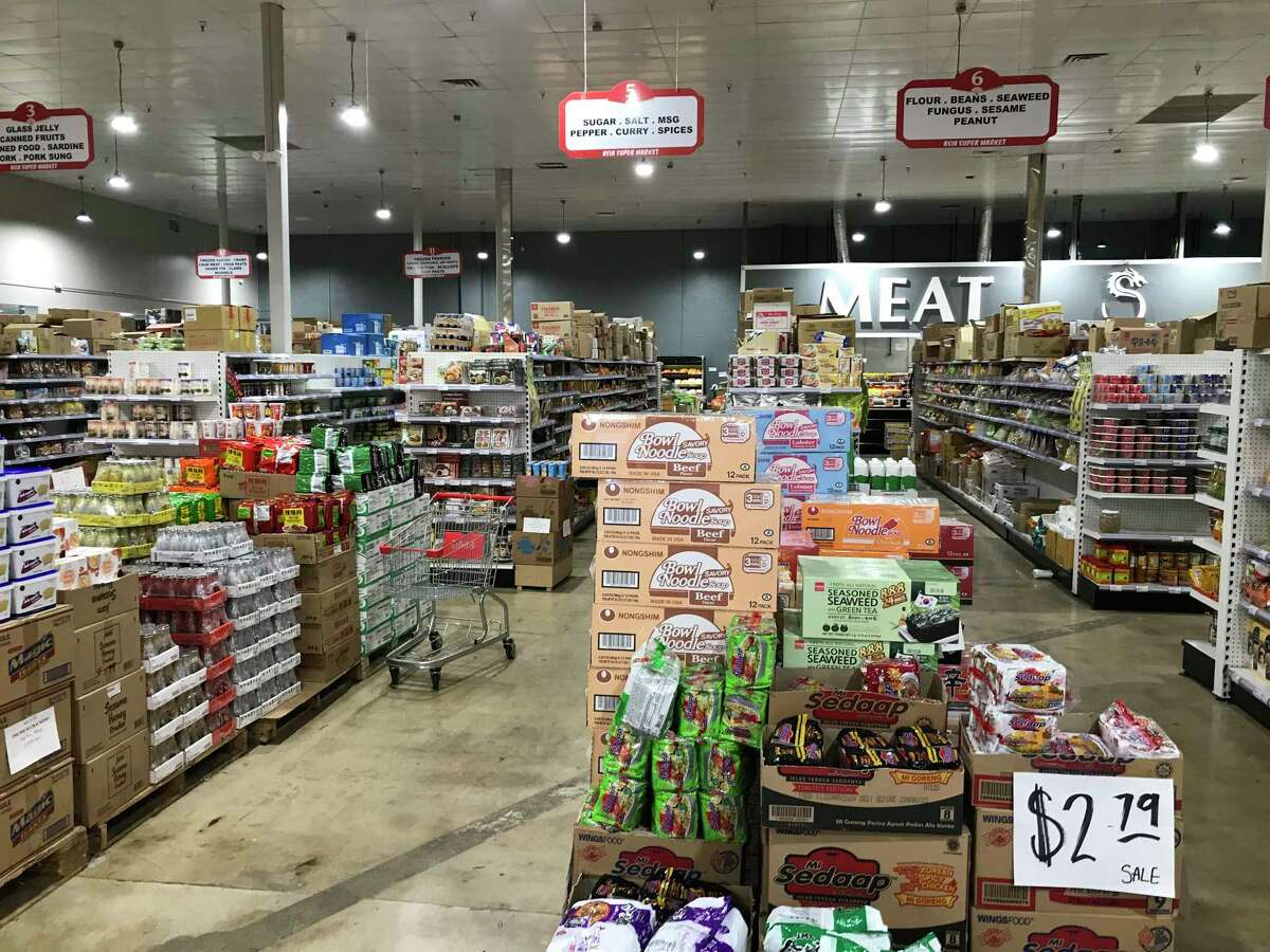 Asia Supermarket is located at 4925 Windsor Hill in Windcrest.