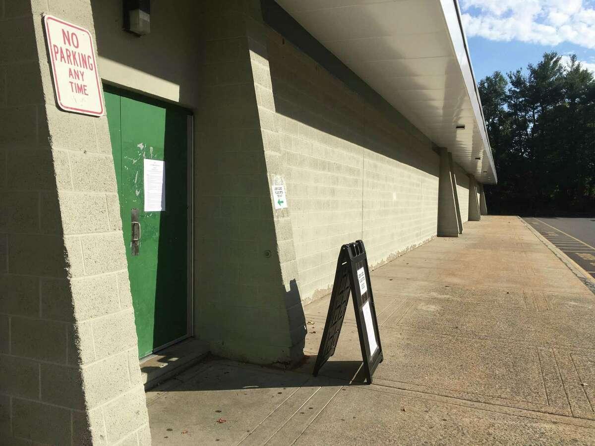 The Louis Astorino Ice Arena in Hamden, Conn. on Aug. 19, 2020.