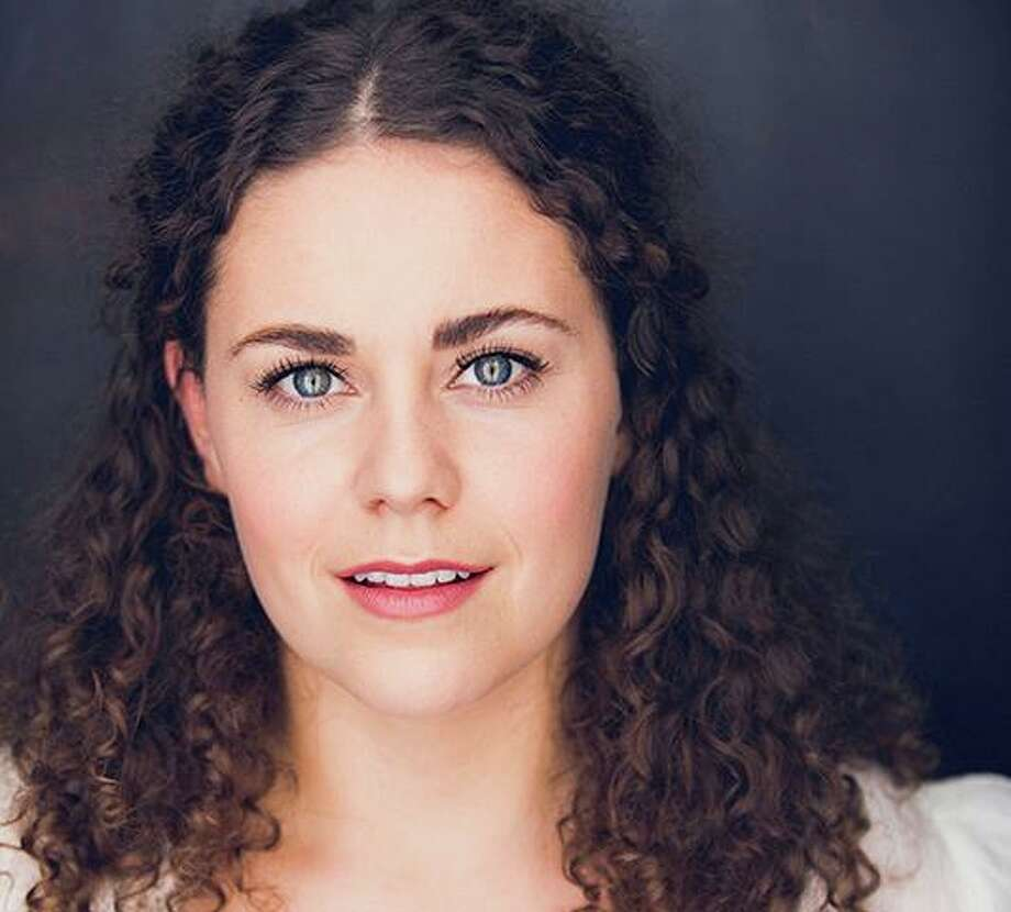 Justine Goggin, who was born and raised in Greenwich, will perform at the Greenwich Historical Society to commemorate the centennial of the women's suffrage movement. Photo: Contributed / Greenwich Historical Society