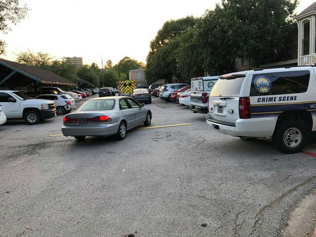 Houston homicide investigators are probing the death of an infant Thursday at a Greenspoint-area apartment, police said.