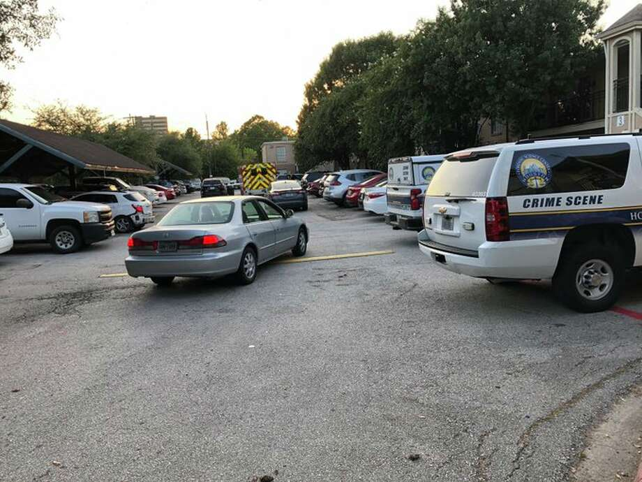 Houston homicide investigators are probing the death of an infant Thursday at a Greenspoint-area apartment, police said. Photo: Houston Police Department