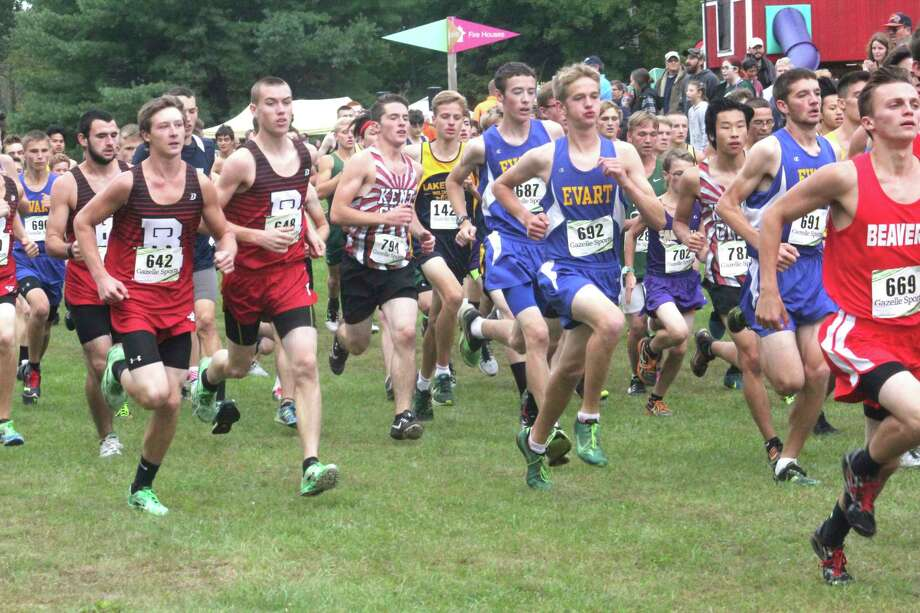 Evart's cross country team started another season this week. (Pioneer file photo)